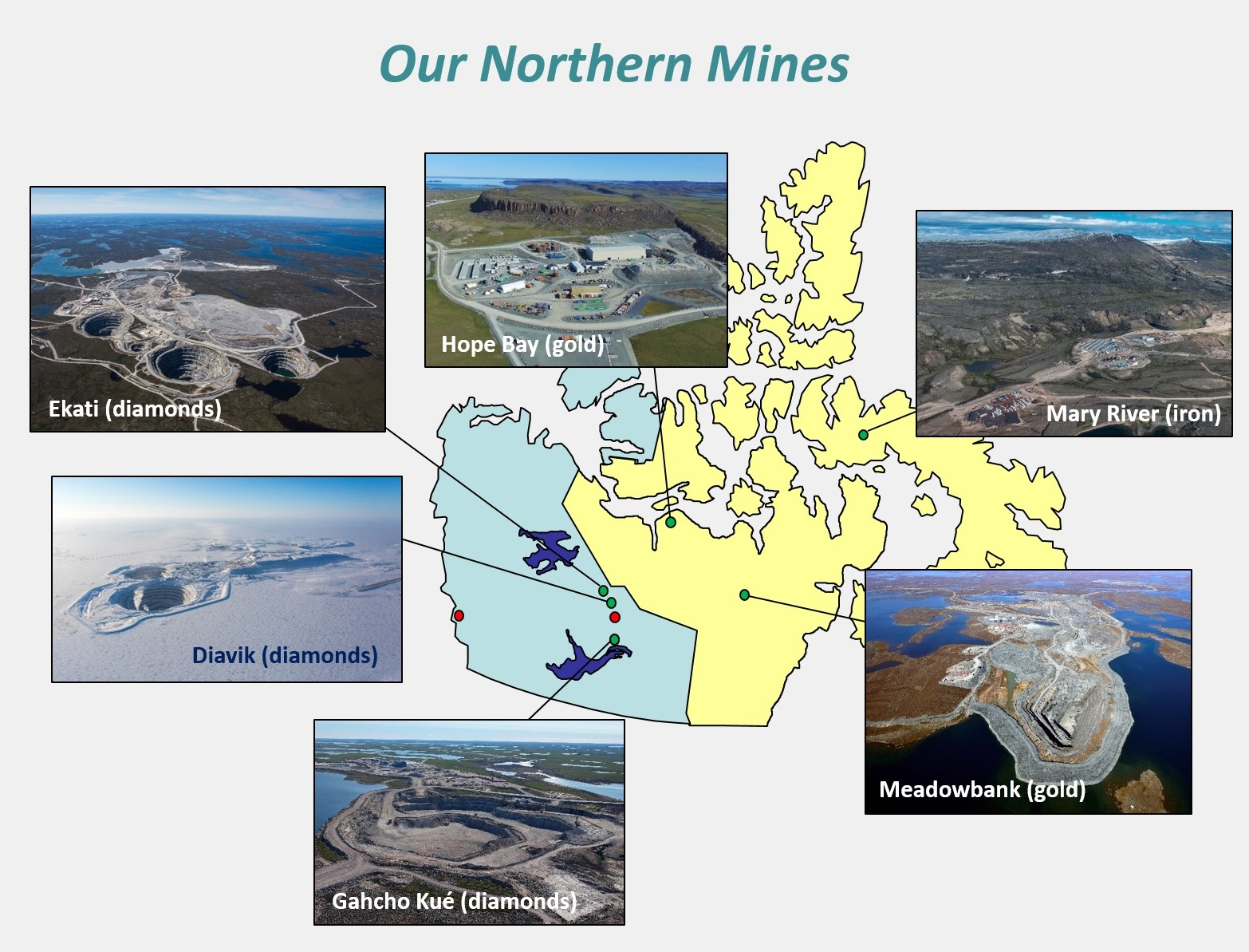 mines nwt nunavut chamber of mines